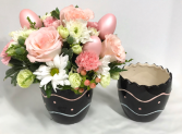 Cheery Chocolate Egg Mount Pearl Florist Design