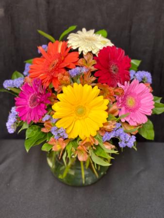 Cheery Daisy Bouquet