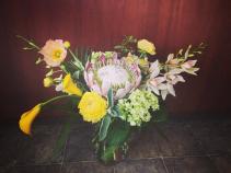Cheery Mode Vase Arrangement