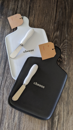Cheese Platter Add On to an Arrangement