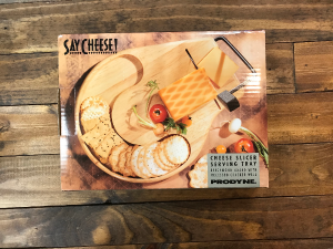Cheese Slicer & Serving Tray  in Yankton, SD | Pied Piper Flowers & Gifts