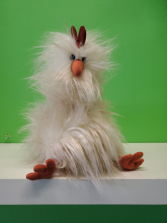 Chelsea Chicken Stuffed animal