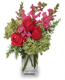 The Chelsea Belle Fleurs Collection  in Charlotte, NC   FLOWERS PLUS