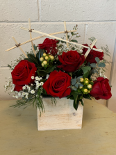 Cherish Rose Arrangement