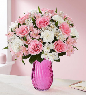 Cherished Blooms Bouquet ROSES in Apex, NC | RTP Fresh Flowers