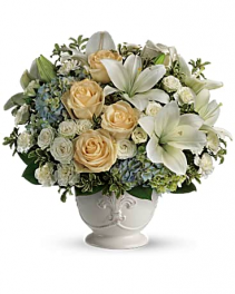 Cherished Boy Flower Arrangement
