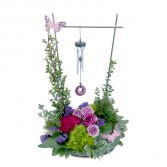 Cherished Chimes Arrangement