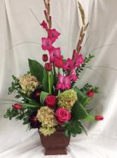 Cherished Garden Blooms Arrangement