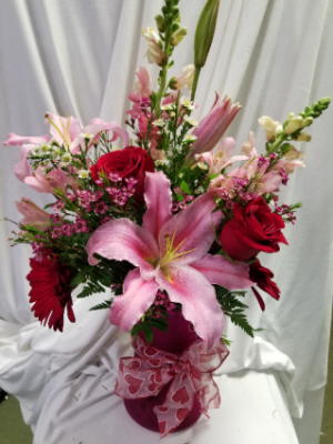 Cherished Love  Valentine's Day Bouquet in Athens, AL | ATHENS FLORIST & GIFTS, INC.