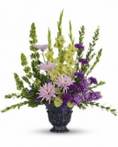 Cherished Memories  Flower Arrangement
