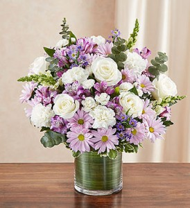 Cherished Memories™ Lavender & White  in Clarksville, TN | FLOWERS BY TARA AND JEWELRY WORLD