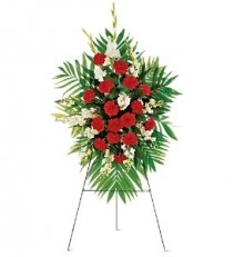 Cherished Moment Spray Funeral Spray