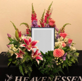 Cherished Moments Picture Frame Arrangement (Picture Frame Not Included)