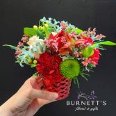 Cherry Cheer Vase Arrangement