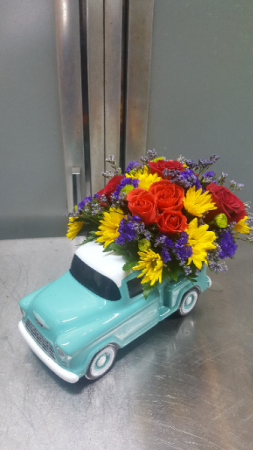 Chevy Pickup Arrangement 55.95 60.95