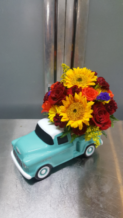 Chevy Pickup Arrangement