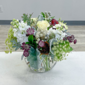 Chianti Vase Arrangement