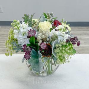 Chianti Vase Arrangement in Middletown, NJ | Fine Flowers