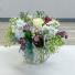 Chianti Vase Arrangement