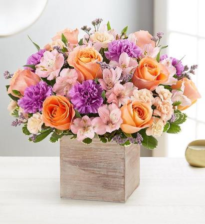 Chic Garden Bouquet