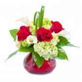 Chic Romance Floral Arrangement