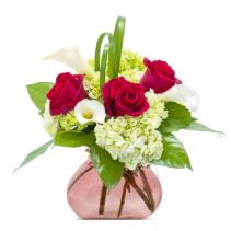 Chic Romance Vase