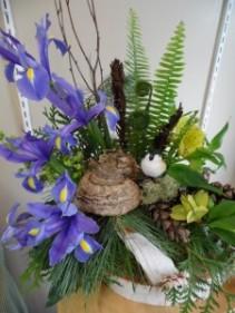 Chickadee Bouquet Fresh Flowers