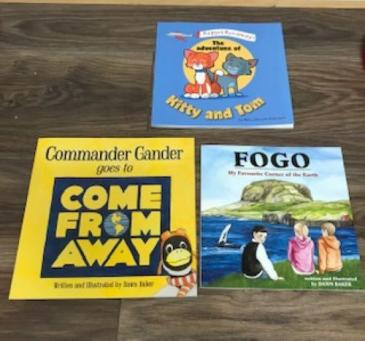 Children's book variety NL books