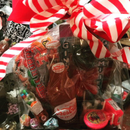 Child's Delight Candy Box  Candy Gift Basket