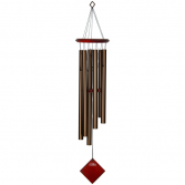Chimes of Earth-Bronze Woodstock Chime