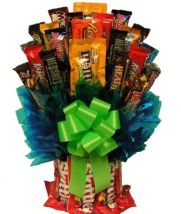 chocolate bar bouquet chocolate candy more in brentwood bay bc
