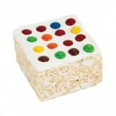 Chocolate Candy Buttons CrispyCake Food Gift