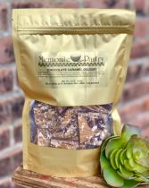 Chocolate Caramel Delight Bark Food