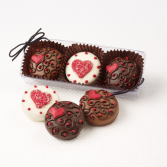 Chocolate Covered Oreos Valentines