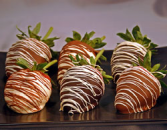 Chocolate Covered Strawberries! 1 Dozen