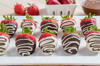Chocolate Covered Strawberries - Only available fo *ADD ON ONLY* Add to your Valentine's Day order