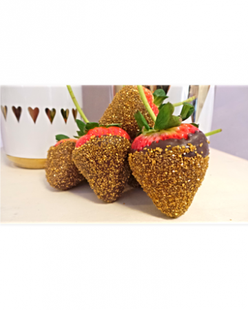 Chocolate Covered Strawberries b12