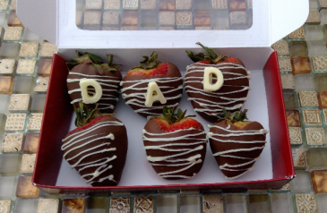 Chocolate Covered Strawberries Candy Desserts