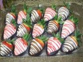 Chocolate Covered Strawberries or Chocolates Dozen or Box