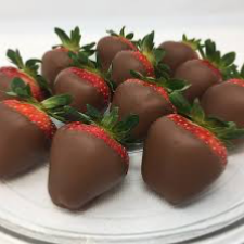 Chocolate covered strawberries  Fruit and chocolate