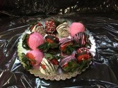 Chocolate covered strawberries  Gifts