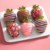 Chocolate Covered Strawberries Valentine