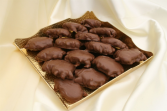 Chocolate Covered Turtles Valentines Day