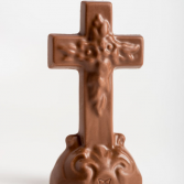 Chocolate Cross Easter Chocolates