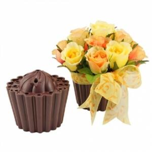 Chocolate Cupcake Flowers Birthday Flower Delivery In Washington DC in Washington, DC | CONVENTION FLORAL