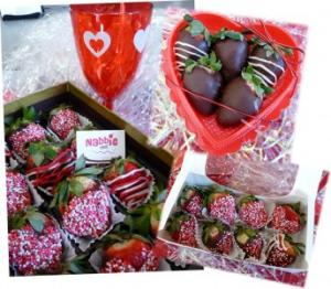 CHOCOLATE DIPPED STRAWBERRIES by Nabbie in Winter Park, FL | ROSEMARY'S FLORAL & EVENTS