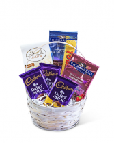 Chocolate Dreams Basket Gift Basket