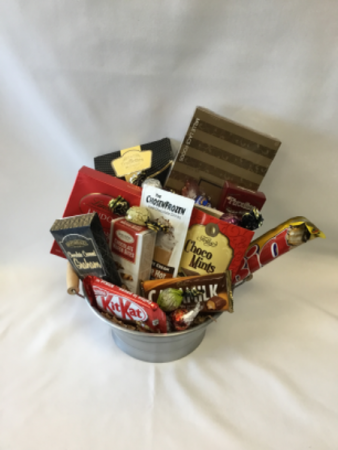 Chocolate Galore Gift basket