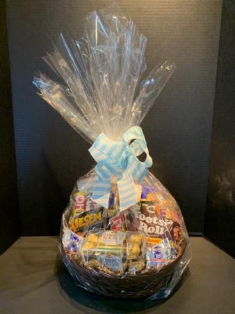 Chocolate Lovers Basket  Basket