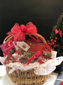 Chocolate Lovers Dream Gift Basket